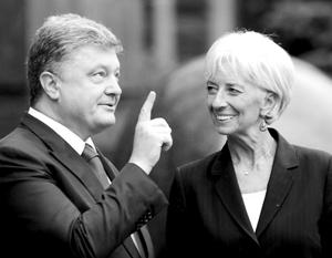 Киев предложил МВФ схему повышения цен на газ для населения