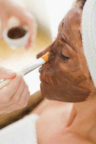 Скраб для увядающей и нуждающейся в питании кожи