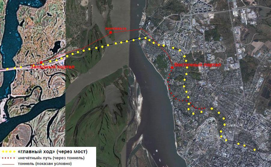 Амурский проект НКВД: подводный тоннель для переброски военных эшелонов в Китай Культура
