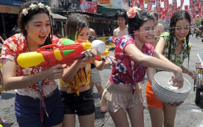 Самые буйные фестивали в мире