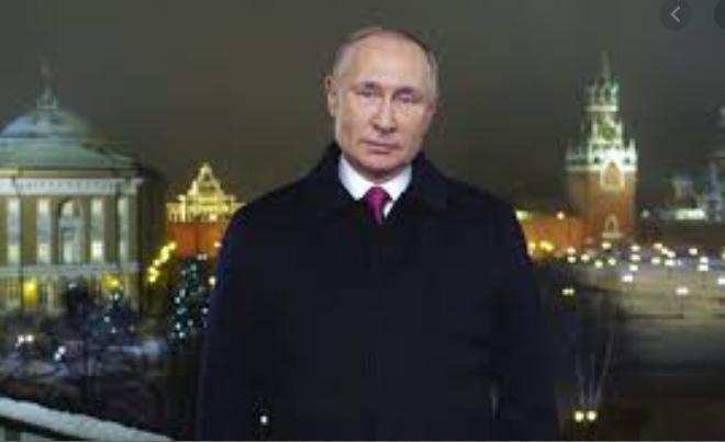 Главная новогодняя скрепа России