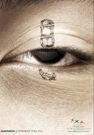"""Самая шокирующая зарубежная реклама на тему """"Безопасность дорожного движения"""""""