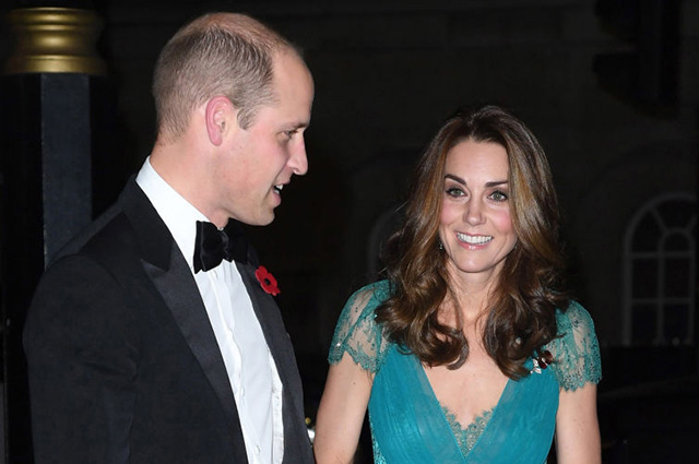 Кейт Миддлтон и принц Уильям вручили награды защитникам природы Африки