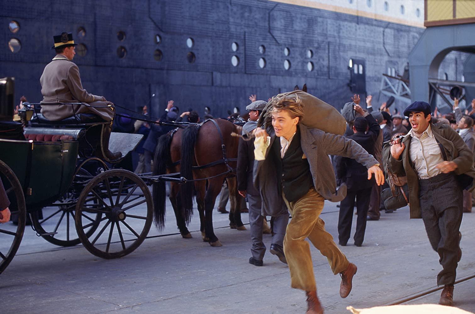 Секреты успеха «Титаника» Джеймса Кэмерона кино