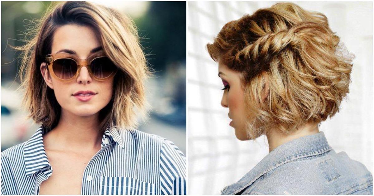 6 способов сделать красивую укладку на короткие волосы