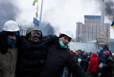 Украина: сто лет вниз