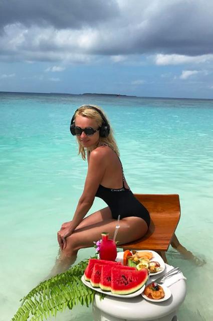 Звездный Instagram: селфи, океан, май Хроника
