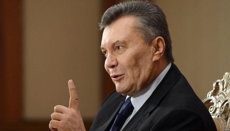 Заочно осуждённого Януковича внесли в список избирателей на выборах президента Украины