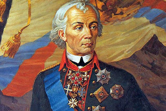 Удивительные факты о Суворове