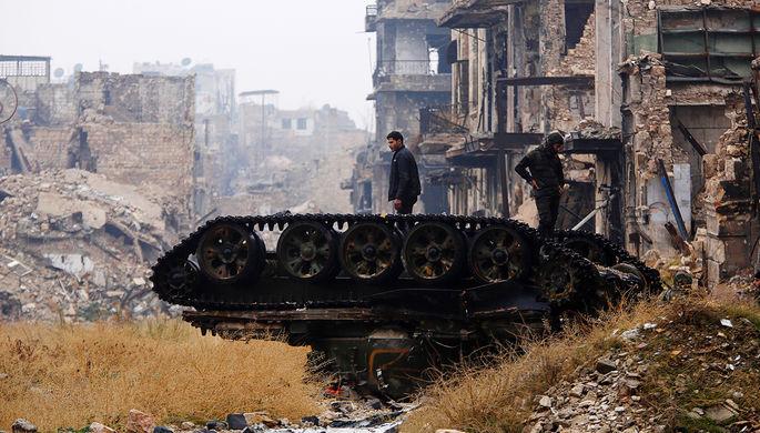 Генштаб: боевики в Сирии доставили 20 контейнеров с хлором к месту проведения провокаций