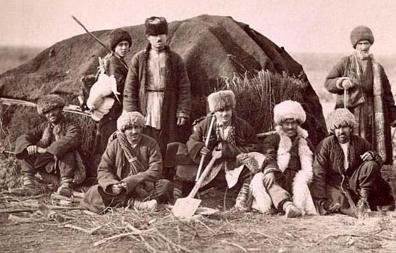 Народы России, которые никог…