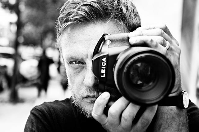 Фотограф Джон Ранкин об искусстве и подвиге в эпоху TikTok