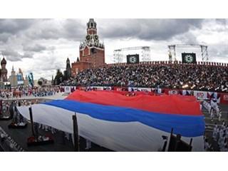Бремя государственного достоинства: О приверженности русских государственному способу существования россия