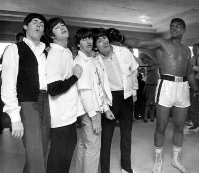 Битлз и Али, 1964 год