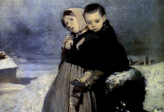 В России набирает силу третья волна беспризорности — это дети, лишенные образа большого будущего