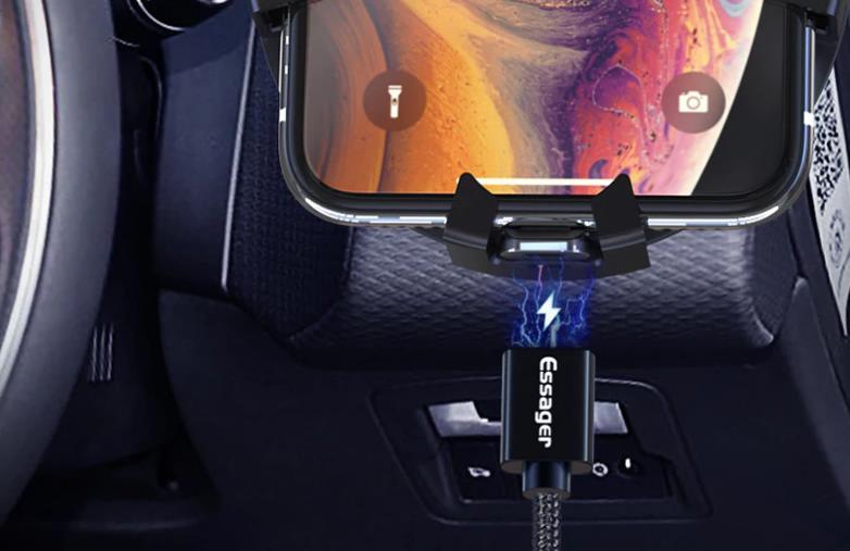 Как управляться со смартфоном в автомобиле одной рукой авто и мото,смартфоны,советы,технологии