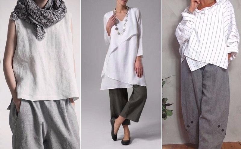 В тысячный раз об одежде, которую не хочется снимать! Бохо — лаконично, стильно, для любого возраста