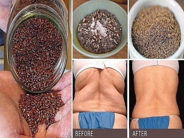 Используйте эти 2 ингредиента для очищения вашего тела от жира и паразитов без усилий!
