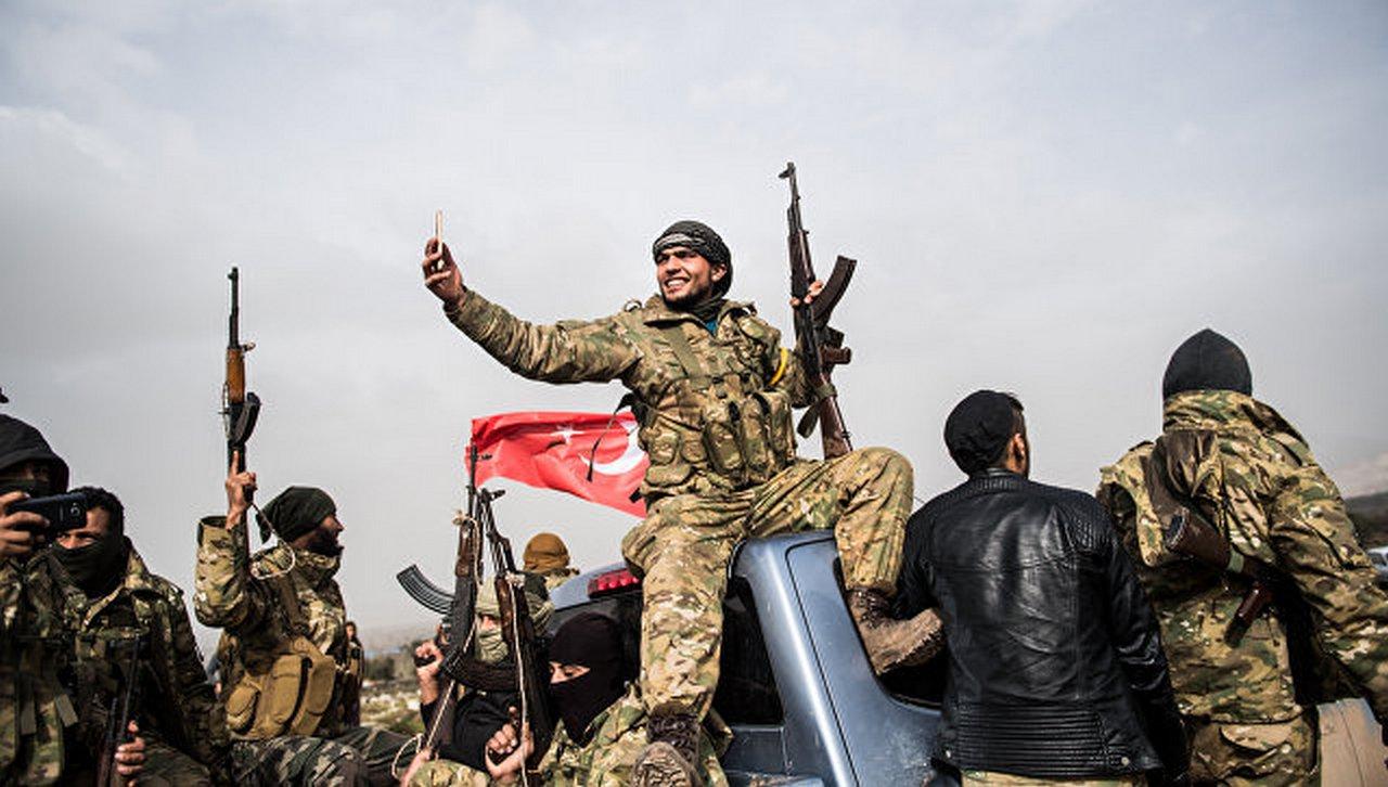 Турция предлагает Пентагону капитулировать