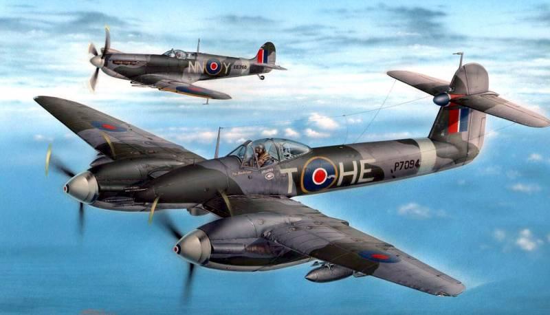 Westland Whirlwind: британский двухмоторный истребитель периода Второй мировой войны