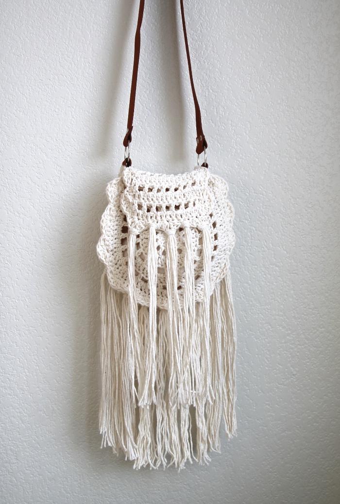 Бохо-сумка