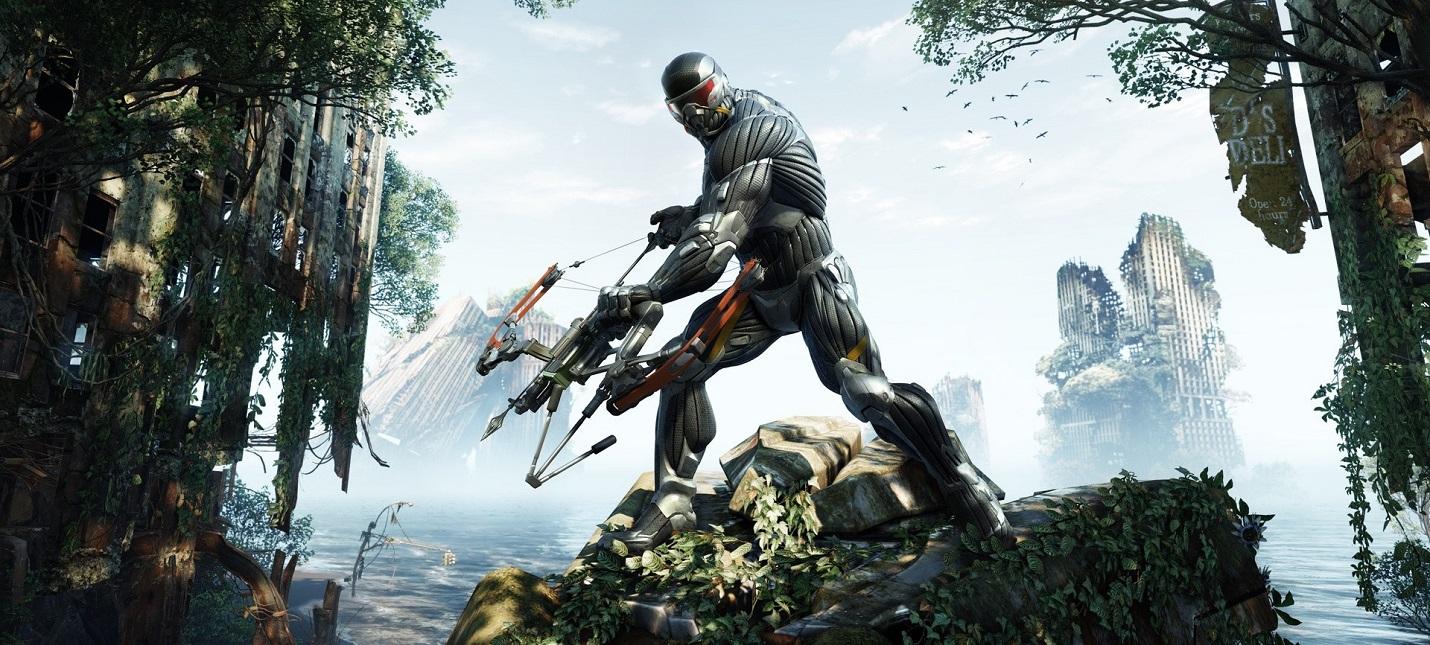 Когда выйдет трилогия Crysis Remastered action,adventures,pc,ps,xbox,Игры,Приключения,Стрелялки,Шутеры
