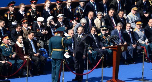 Почему Запад так отчаянно ненавидит Россию?