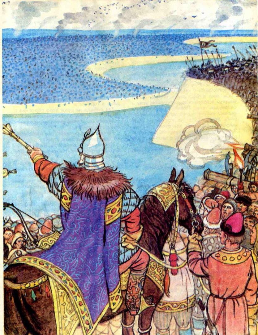 """11 ноября 1480 года завершилось """"стояние на Угре"""""""