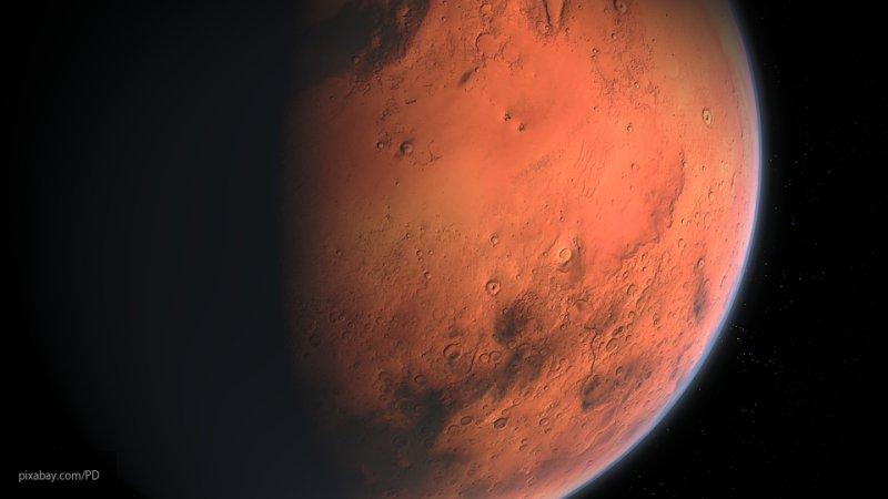 Уфолог нашел на Марсе следы древних цивилизаций