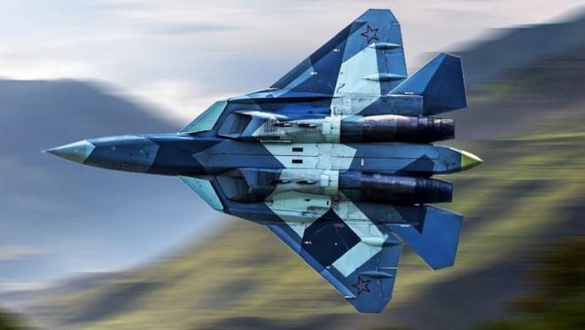 Су-57: самолет который уважают американцы