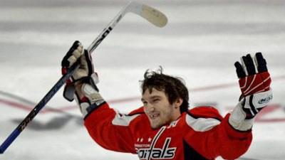 Российский форвард Овечкин - лучшим игрок недели в НХЛ
