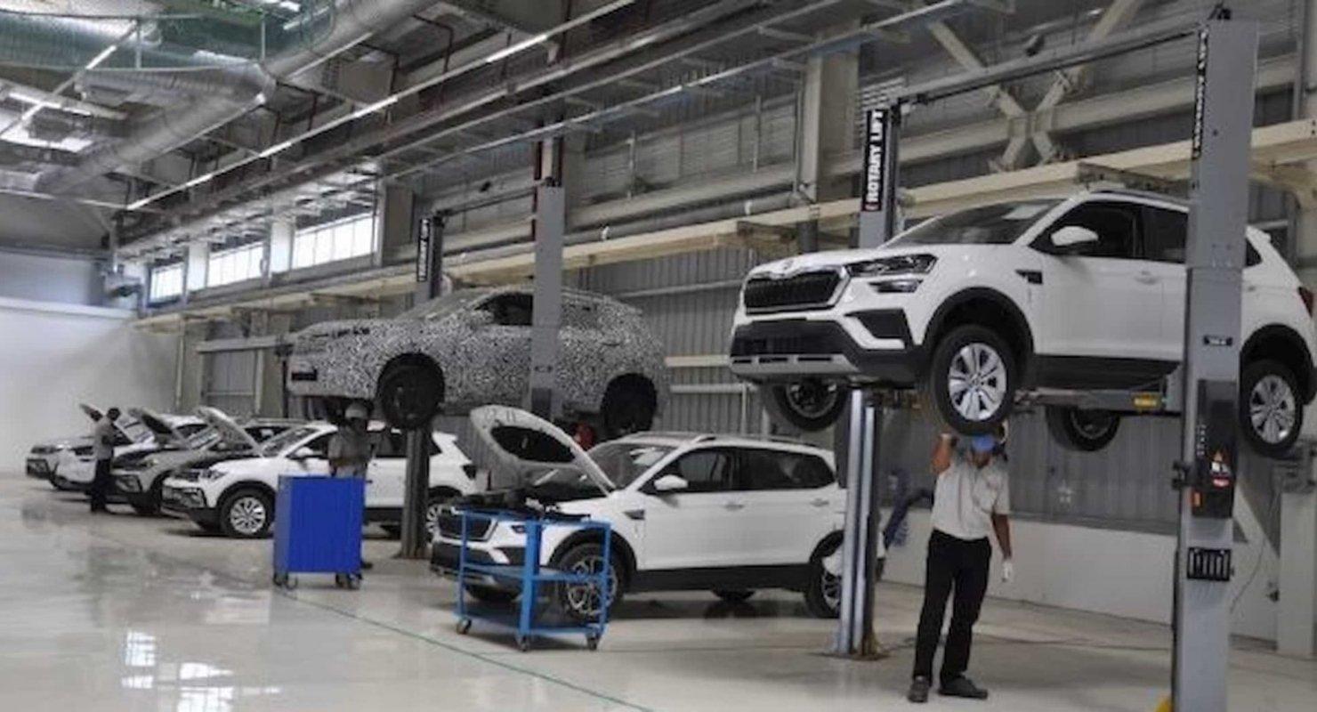 Самый дешевый кроссовер Skoda скоро появится в продаже Автомобили