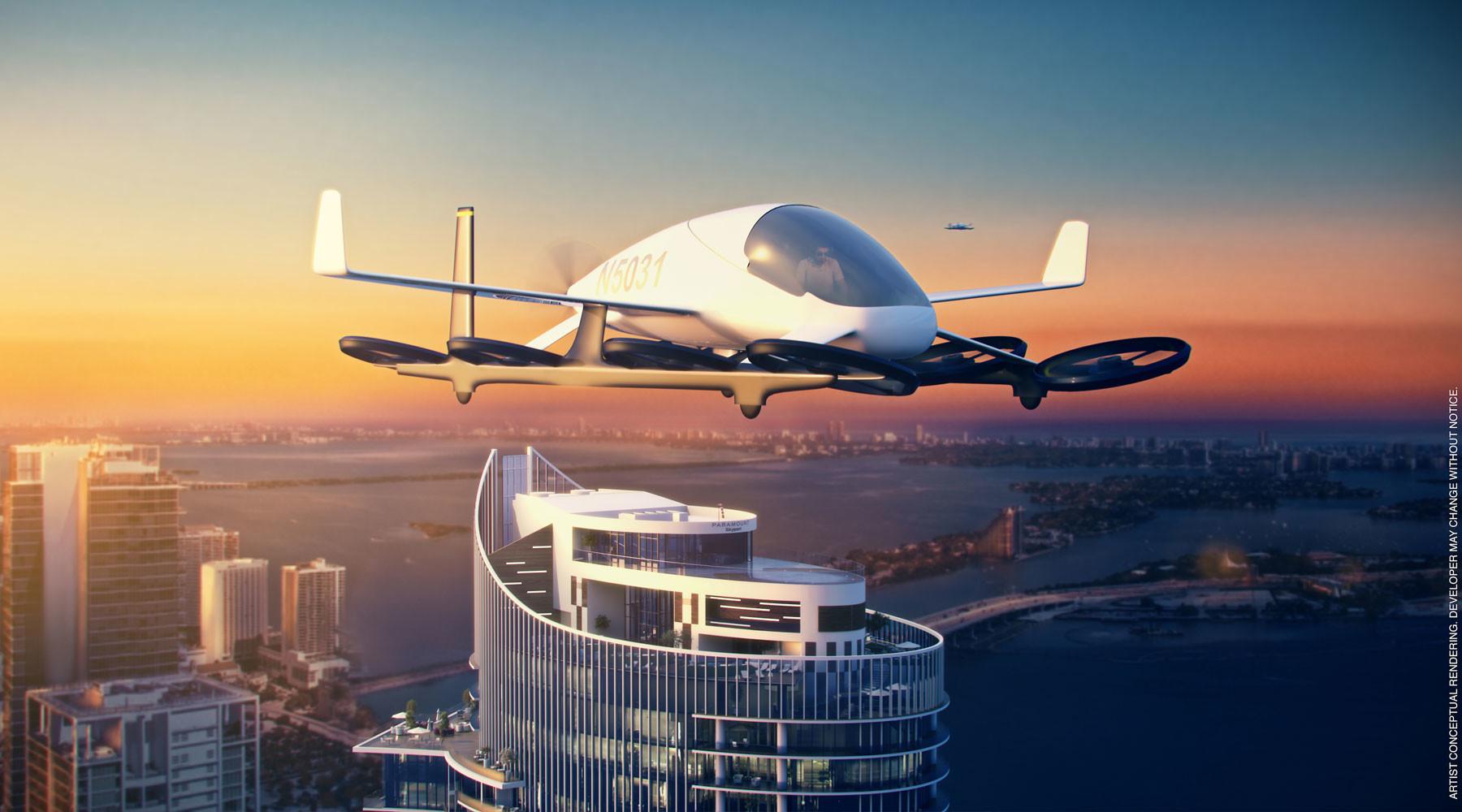 Летающие автомобили: новые дома смогут их принимать автомобили,Марки и модели