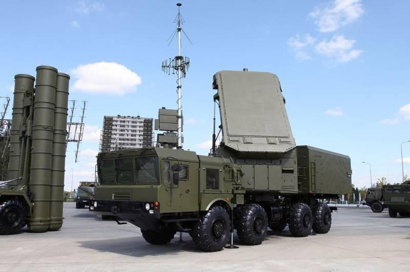 В США назвали потенциальных покупателей новейшего ЗРК С-500 Техно