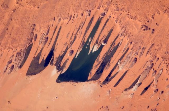 Унианга – система озер посре…
