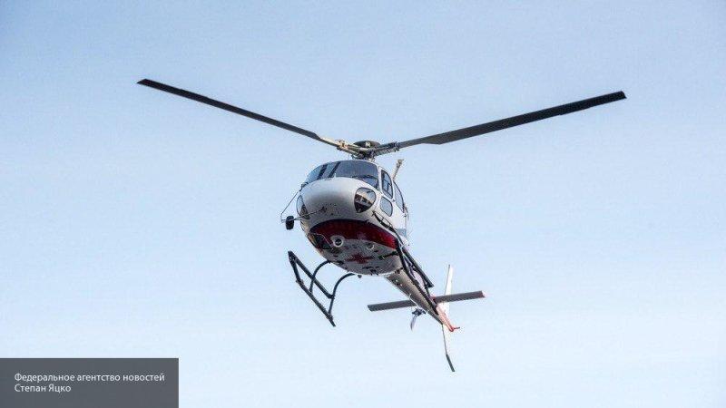 В Москве в аварии на МКАД пострадали трое детей: их доставили в больницу вертолетом