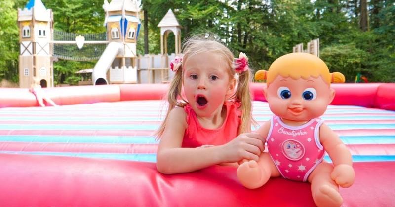 Пятилетняя девочка из Краснодара попала в тройку самых высокооплачиваемых блогеров