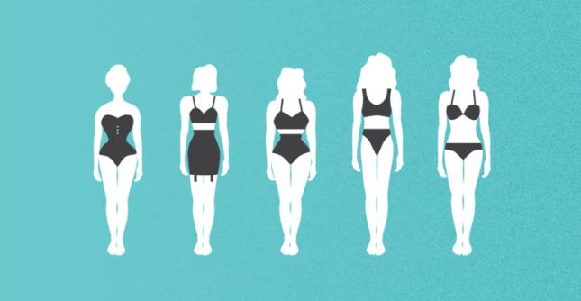 Как менялся идеал красоты в течение последнего столетия