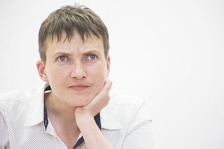 Надюха Савченко - кто она? «Пуля»-миротворица или «Кобыла»-спойлер?