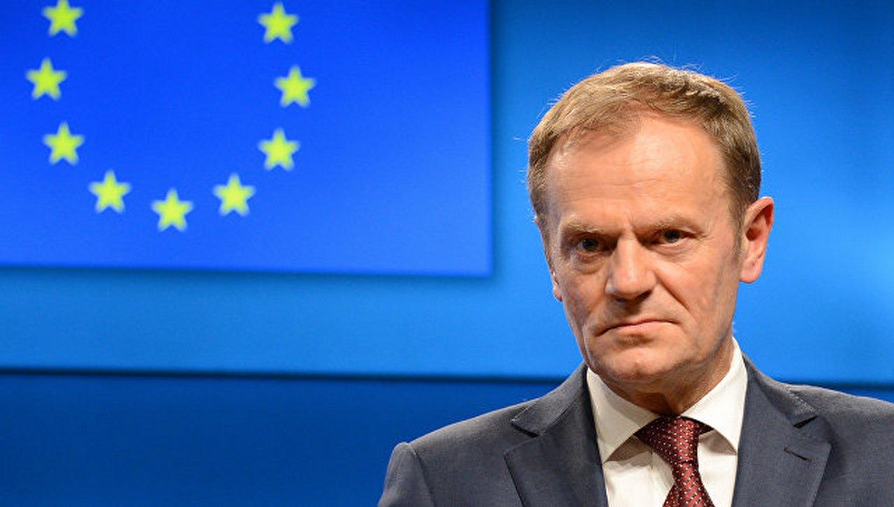 ЕС призывает к немедленному прекращению огня в Сирии — Туск