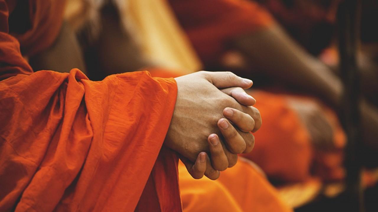 Восемь столпов радости от Далай-ламы