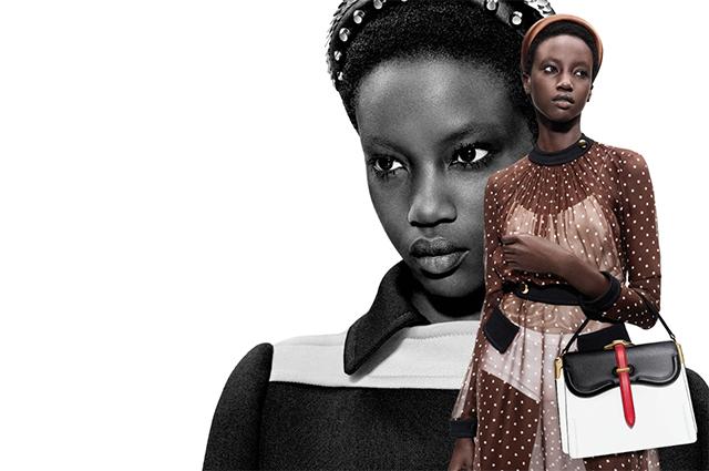 Джиджи Хадид сменила имидж для съемок в новой кампании Prada новости моды