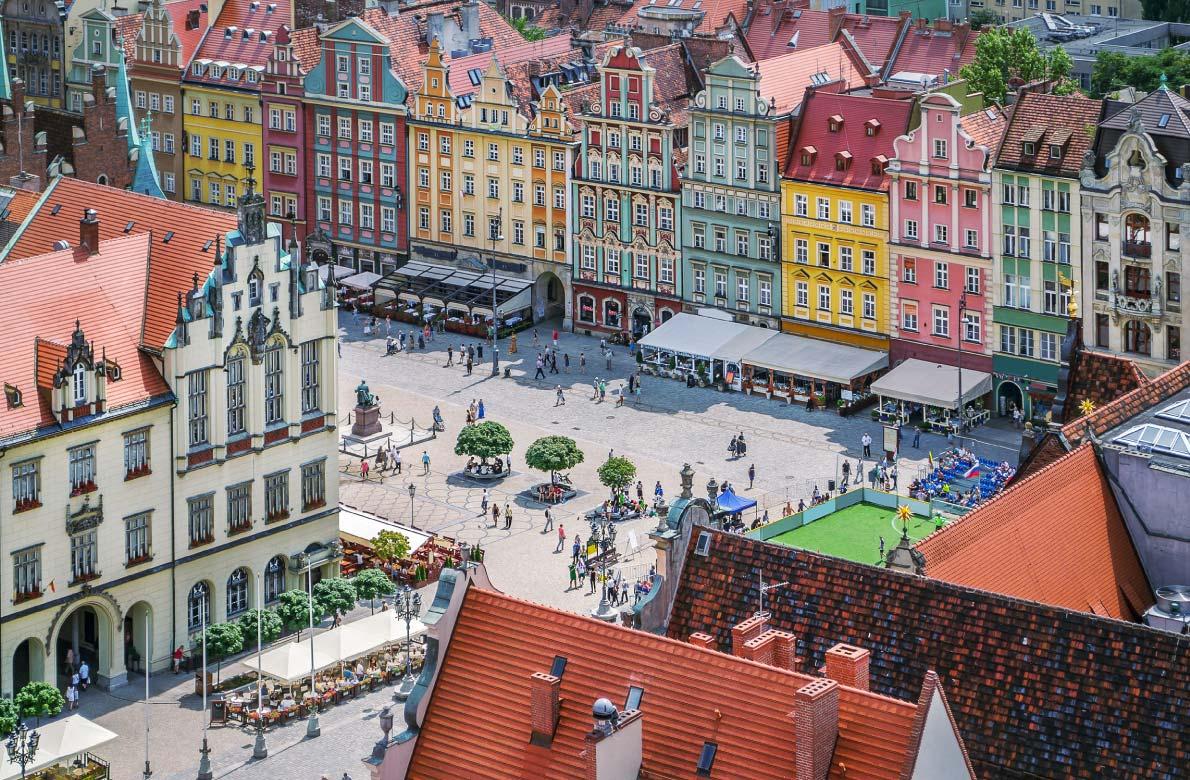 15 мест для отдыха в Европе, которые стоит посетить в 2018-м