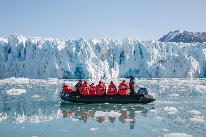 Экспедиционные круизы в Арктику