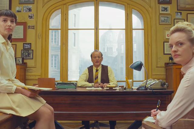 Первый трейлер нового фильма Уэса Андерсона