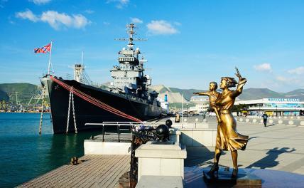 Тяжелая судьба легкого крейсера «Михаил Кутузов» россия