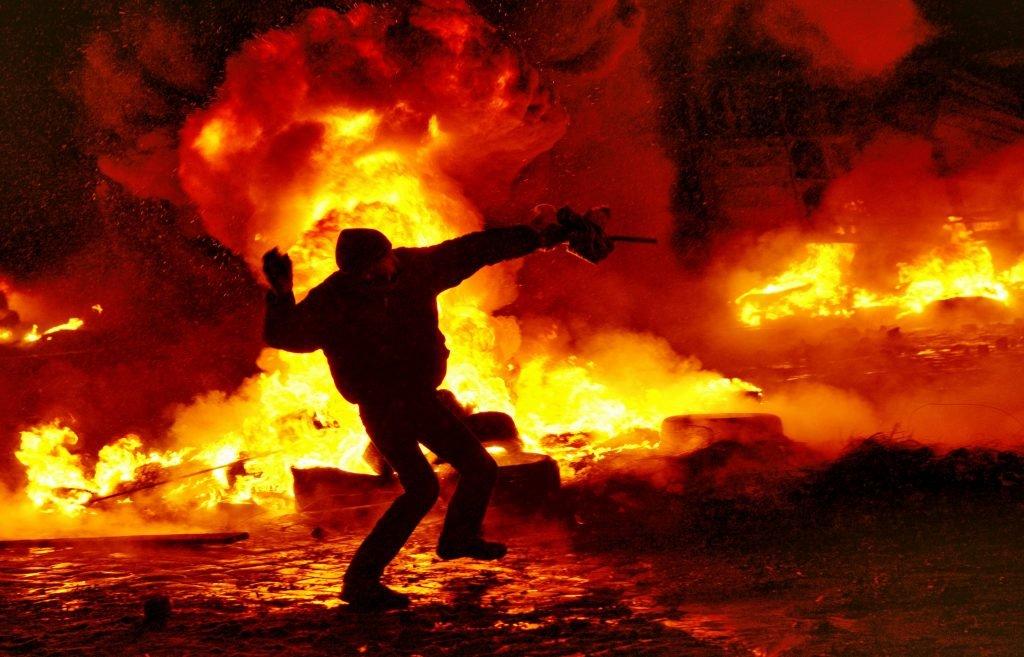 «Скоро запылает вся Украина»…