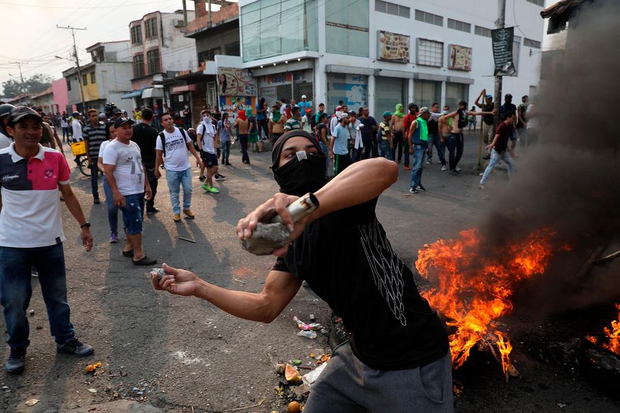 О конкретных шагах США в Венесуэле будет объявлено 25 февраля