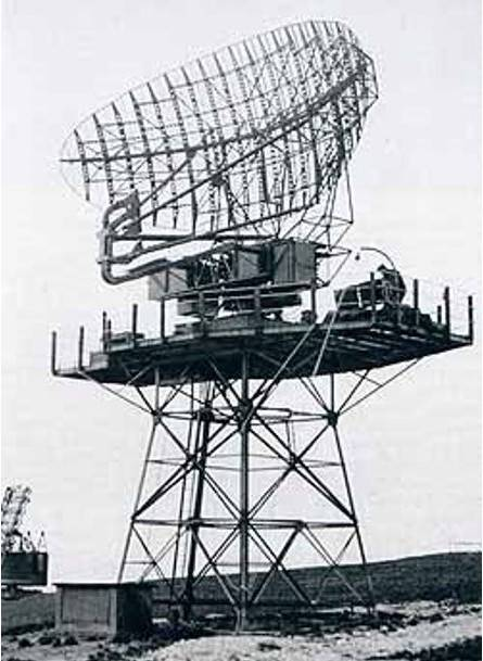 Система ПВО Японии в годы холодной войны ввс