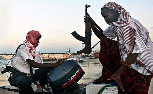 ТОП-10: Неожиданные факты о сомалийских пиратах интересное